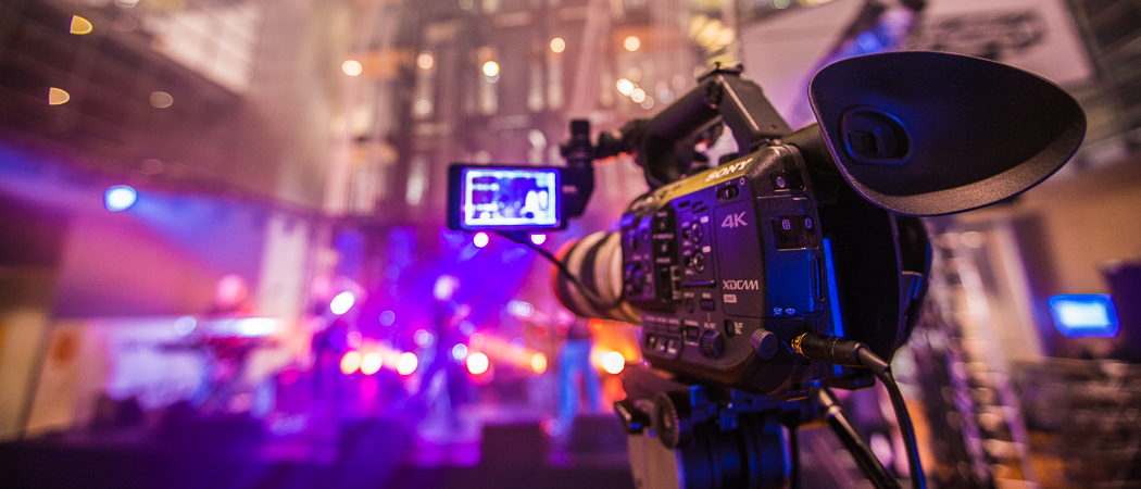 TV & video production assistance